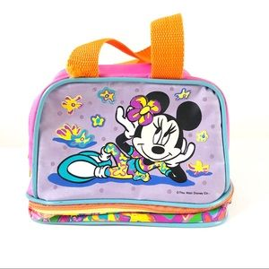 Other - Retro Disney Minnie Mouse Lunch Box